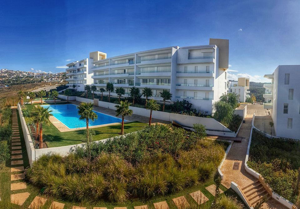 Cap tingis, projet immobilier tanger