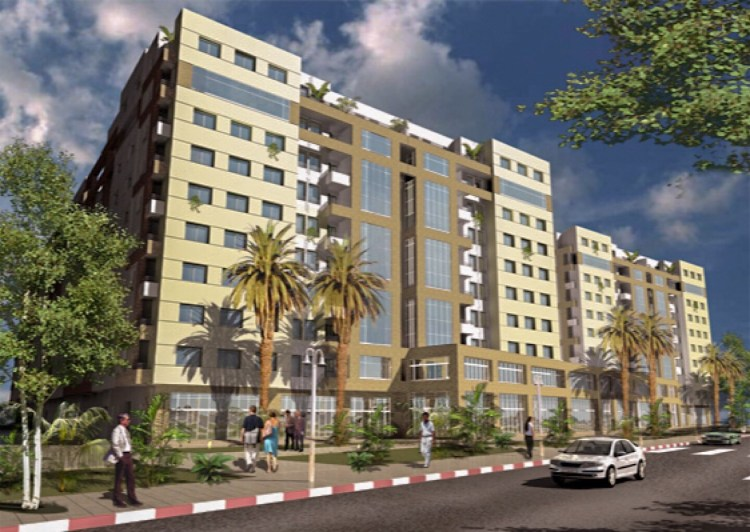 Shakira Project, Mazari Immobilier, Promoteur , Tanger