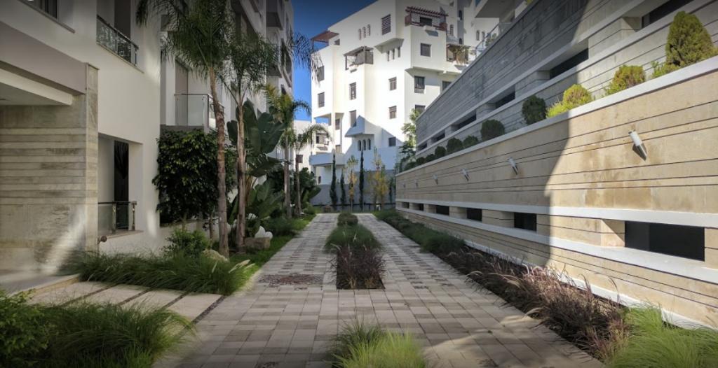 La Perle Blue, résidences de luxes, Tanger, Immobilier