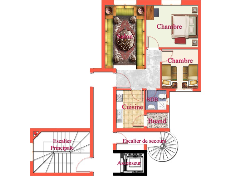 issa-immobilier-projet-residence-les-fleurs