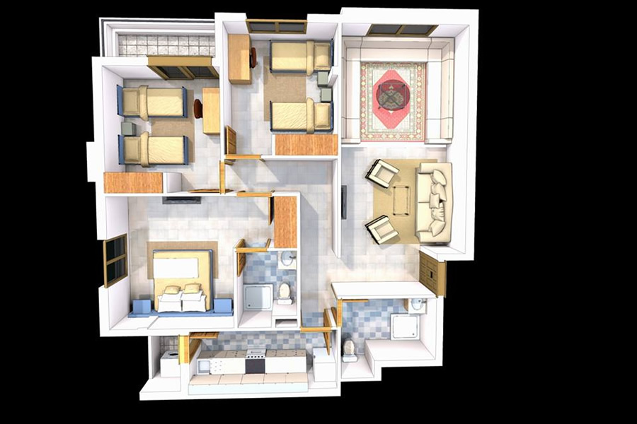 sbai-immob-plan-habitation-verde-appart