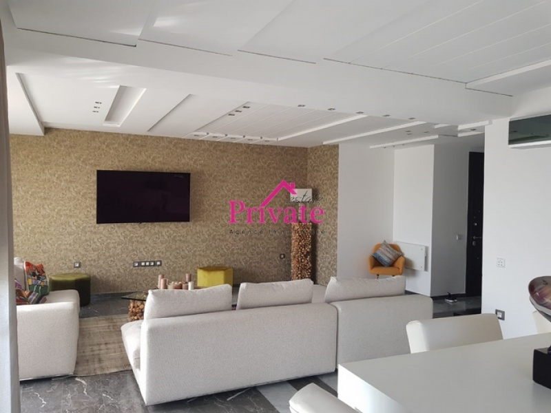 Vente,Appartement 140 m² ,Tanger,Ref: VA236 3 Bedrooms Bedrooms,2 BathroomsBathrooms,Appartement,1654