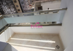 Location,Appartement 85 m² QUARTIER ADMINISTRATIF,Tanger,Ref: LZ469 2 Bedrooms Bedrooms,1 BathroomBathrooms,Appartement,QUARTIER ADMINISTRATIF,1661