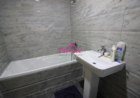 Location,Appartement 120 m² PLAYA TANGER,Tanger,Ref: LA477 3 Bedrooms Bedrooms,2 BathroomsBathrooms,Appartement,PLAYA TANGER,1670