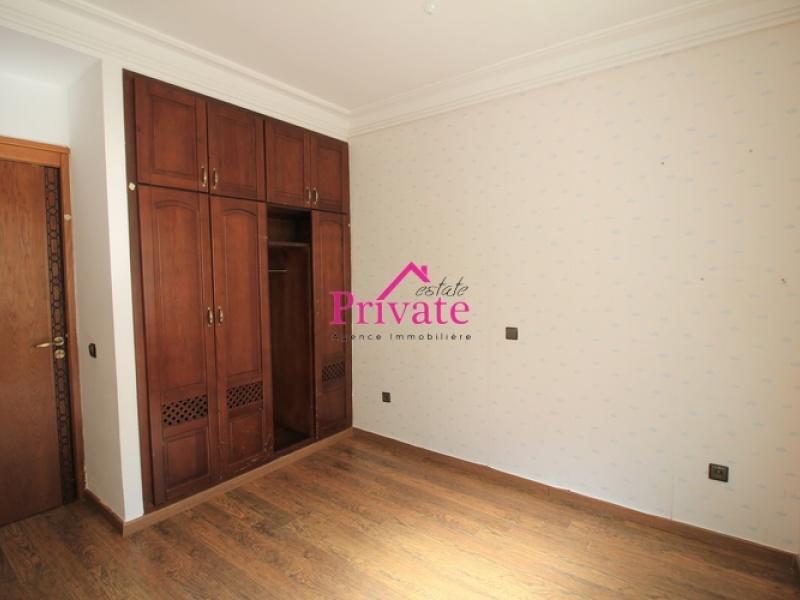 Location,Appartement 100 m² QUARTIER ADMINISTRATIF,Tanger,Ref: LZ484 3 Bedrooms Bedrooms,2 BathroomsBathrooms,Appartement,QUARTIER ADMINISTRATIF,1679