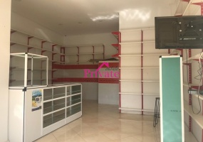 Vente,Local commercial m² ROUTE DE RABAT,Tanger,Ref: VZ241 1 Bedroom Bedrooms,Local commercial,ROUTE DE RABAT,1705