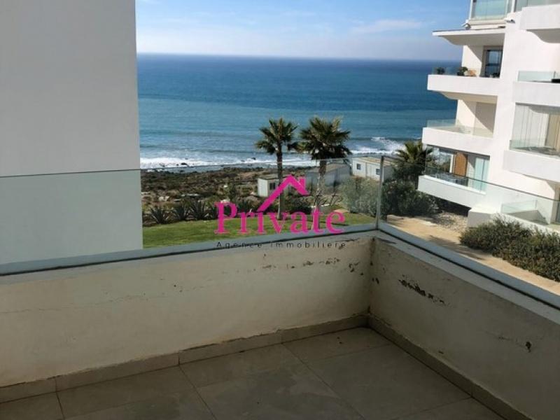 Vente,Appartement 120 m² CAP TiNGIS,Tanger,Ref: VA249 2 Bedrooms Bedrooms,2 BathroomsBathrooms,Appartement,CAP TiNGIS,1749