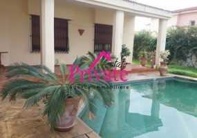 BELLA VISTA,TANGER,Maroc,5 Bedrooms Bedrooms,4 BathroomsBathrooms,Villa,BELLA VISTA,1193