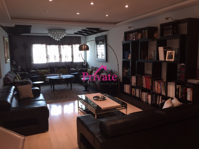 Vente,Appartement 165 m² ,Tanger,Ref: VA313 3 Bedrooms Bedrooms,1 BathroomBathrooms,Appartement,1327