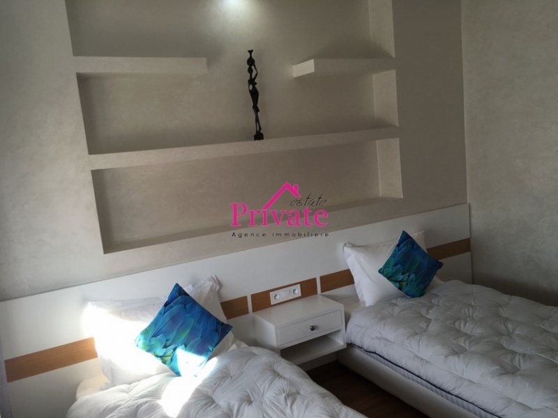 Location,Appartement 100 m² ,Tanger,Ref: LA319 2 Bedrooms Bedrooms,2 BathroomsBathrooms,Appartement,1341