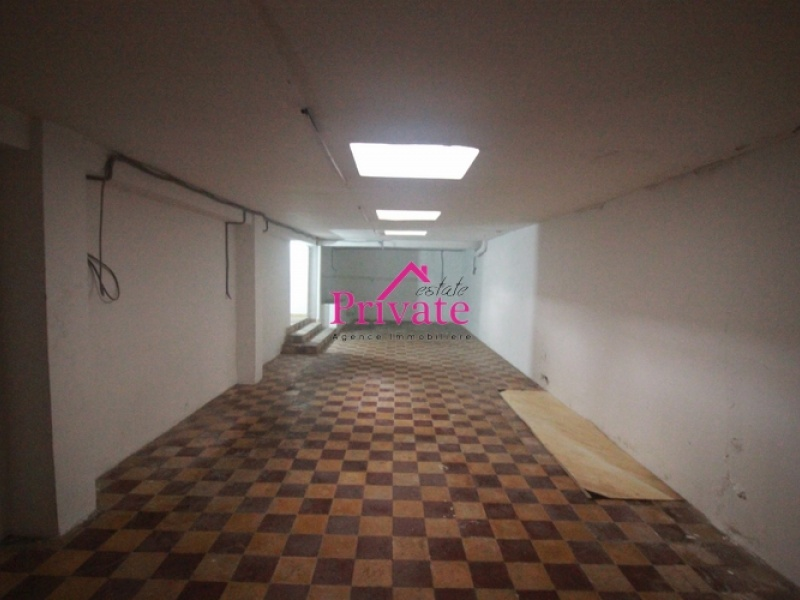 Location,Local commercial m² QUARTIER ADMINISTRATIF,Tanger,Ref: LZ417 ,Local commercial,QUARTIER ADMINISTRATIF,1525