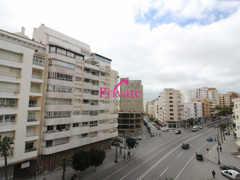 Vente,Appartement 116 m² Avenue Moulay Youssef,Tanger,Tanger,Ref: VA212 3 Bedrooms Bedrooms,2 BathroomsBathrooms,Appartement,Avenue Moulay Youssef,Tanger,1584