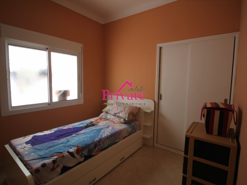 Location,Appartement 70 m² Quartier administratif,Tanger,Ref: LA448 2 Bedrooms Bedrooms,1 BathroomBathrooms,Appartement,Quartier administratif,1596